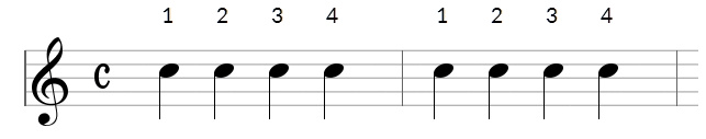 Common Time Signature