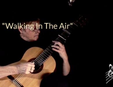 "Arrangement of Howard Blake's ""Walking In The Air"" by Deb Fisher"
