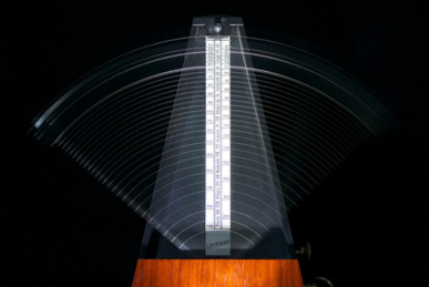 Metronome for guitarists